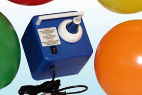 Emplacement Pompe à ballons électrique - Gonfleur