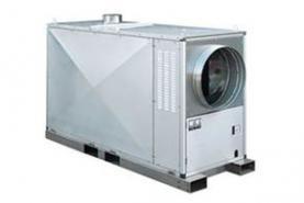 Emplacement Générateur- chaudière  d'air chaud 200KW ( ventilateur)