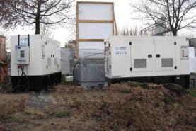 Emplacement Générateurs industriels - Télécoms