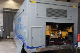 Emplacement Générateurs mobiles - Véhicules de marché