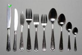 Emplacement Grand couteau – Eternum - Vaisselle - Matériel traiteur - Couvert