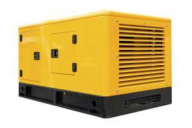 Emplacement Groupe électrogène avec installation et câblage