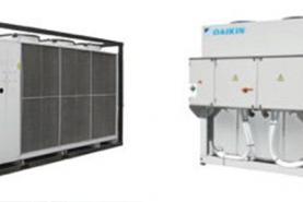 Emplacement Groupe de froid - Réfrigération - Machine frigorifique