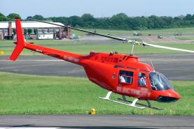 Emplacement Hélicoptère