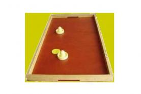 Emplacement Hockey de table en bois