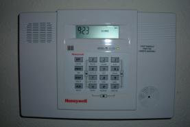 Emplacement Alarme - Système de sécurité