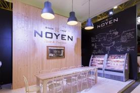 Emplacement Stands - structures en bois sur mesure pour salons ou événements professionnels