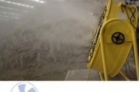 Emplacement Station de brumisation et d'humidification avec ventilateur TTV25