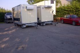 Emplacement Remorques frigorifiques - Transport frigo - Frigo box