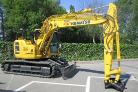 Emplacement Pelle hydraulique sur chenilles - Excavatrice - KOMATSU
