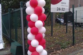 Emplacement Montage de ballons - Décoration - Arches - Colonnes - Bouquets