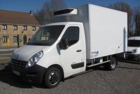 Emplacement Véhicule - voiture - camion Camionnette frigo 14m³