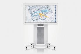 Emplacement Tableaux interactifs numériques - smart board - tbi
