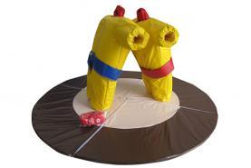 Emplacement Jeu de sumo avec tatami - Jeux gonflables - Animations et divertissements