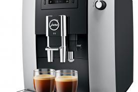 Emplacement Machine à café - boissons chaudes - Jura E6 pour PME
