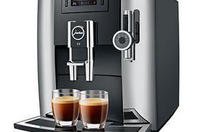Emplacement Machine à espresso - boissons lactées - Jura E8 pour sociétés et entreprises