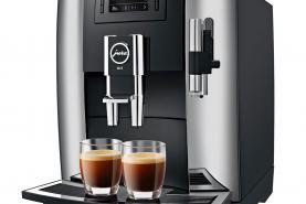 Emplacement Machine à café - cappuccino - macchiato et boissons chaudes pour entreprise - Jura WE8