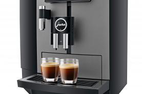 Emplacement Machine à café et thé professionnelle pour les entreprises - Jura X6