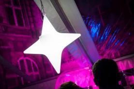 Emplacement Lustre Sirio - Eclairage LED événementiel
