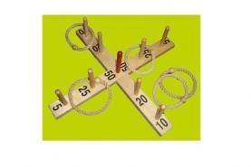 Emplacement Lancer des anneaux - croix