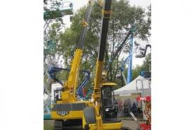 Location Mini-grue LC 383/D