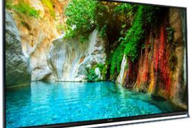 Emplacement Ecran LCD à rétroéclairage led 85