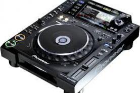 Emplacement Table de mixage PIONEER CDJ2000 - Lecteur CD & USB DJ pour sonorisation