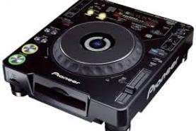 Emplacement Tanle de mixage PIONEER CDJ1000 - Lecteur CD DJ pour sonorisation