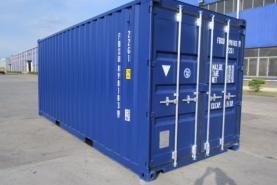 Emplacement Container maritime - Conteneur de stockage