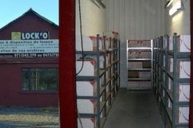 Emplacement Surface - bureaux - box - locaux de stockage Gosselies