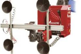 Emplacement Multi lifter - Ventouse - élévation et manipulation des biens et du matériel de chantier - Gerenuk