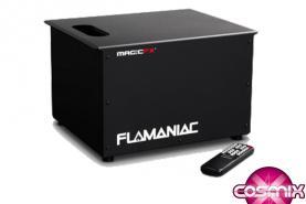 Emplacement Machine - Canon à flammes de couleurs - 6m de hauteur - MagicFX - Flamaniac