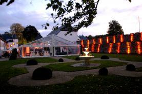 Emplacement Chapiteaux pour mariages, baptêmes, communion, réceptions privées - 500 m2
