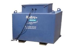 Emplacement Cuve / réservoir de chantier à Diesel