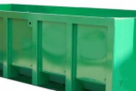 Emplacement Container - conteneur - containers tout venant