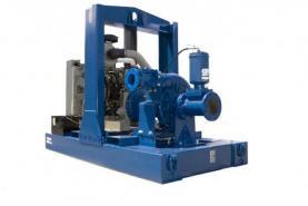 Emplacement Pompe auto-amorçante à moteur thermique Diesel CORNELL 6HH-RP-C9