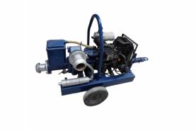 Emplacement Pompe auto-amorçante à moteur thermique Diesel SELWOOD D100-2TNE68