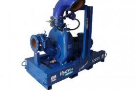Emplacement Pompe auto-amorçante à moteur électrique GORMAN-RUPP T10A60S-55KW