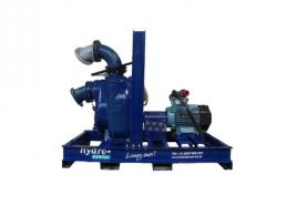 Emplacement Pompe auto-amorçante à moteur électrique GORMAN-RUPP T8A60-45KW