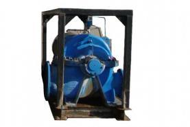 Emplacement Pompe auto-amorçante à moteur électrique NIJHUIS HGT1-350.510-400KW
