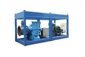 Emplacement Pompe auto-amorçante à moteur électrique NIJHUIS HMF1-70.80-200KW