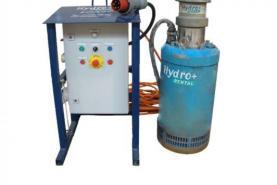 Emplacement Pompe submersible de drainage MODY G802T-19KW