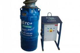 Emplacement Pompe submersible de drainage TSURUMI KRS10-22KW