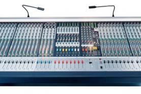 Emplacement Console analogique / Kit analogue Soundcraft