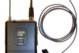 Emplacement Micro cravate Shure - Matériel de sonorisation