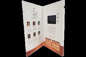 Emplacement Mini écrans pour PLV de 2.4 à 7 pouce - écrans avec fournitures et options