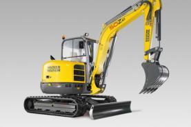 Emplacement Mini-pelle 5000kg- 5Tonnes - 1m80 de largeur - Excavatrice - Machines et matériel de chantier - Manutention