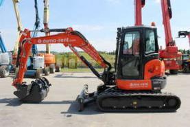 Emplacement Mini-pelles - Petites excavatrices sur chenilles - Machines de chantier et de manutention