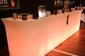 Emplacement Bar lumineux LED