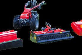 Emplacement Motoculteur porte outils 13 cv